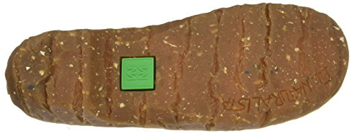 El Naturalista Vrouwen Ng50 Zachtgelooid Yggdrasil Hoge Hakken Gesloten Puntig Groen (groen)