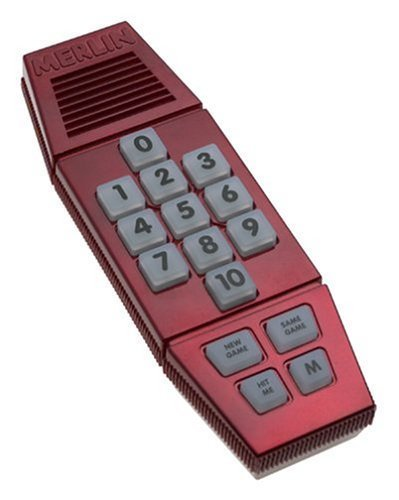 Milton Bradley Electronic Handheld Merlin (Merlin Electronic)