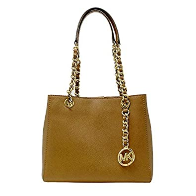 ebbd2148b772 Image Unavailable. Image not available for. Color: MICHAEL Michael Kors  Susannah Leather Medium Convertible Shoulder Bag ...