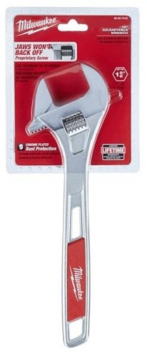 AGN 48-22-7412 12CRM Adjustable Wrench (Furniture Repair Mn)