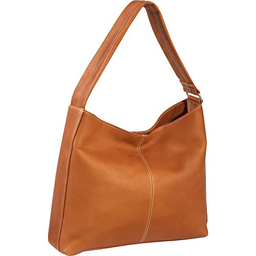 le-donne-leather-shoulder-tote-with-side-zip-pocket-tan
