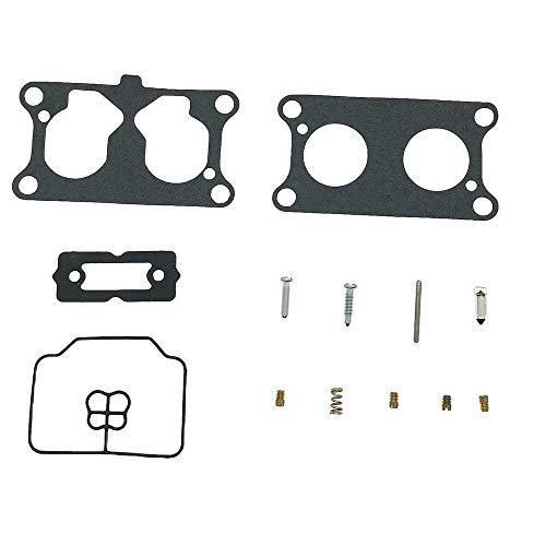(Carburetor Carb Rebuild Repair kit for 2001-2008 Kawasaki Mule 3000 3010 3020 KAF620 ATV)