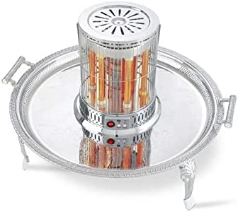 AL SAIF Electric Heater Four Seasons Hyper Silver, Tbsa large JANO - JN2349