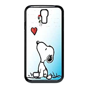 High Quality Phone Back Case Pattern Design 7Popular Cartoon Snoopy Series- For SamSung Galaxy S4 Case