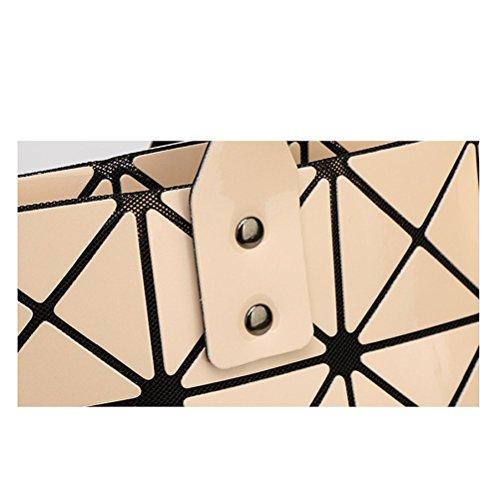 Des Grands Diamants Main Couture Changer Sacs Sacs Géométriques Les White à Sacs Laque Épaules AJLBT Modèles Femmes D'été qwAUXX
