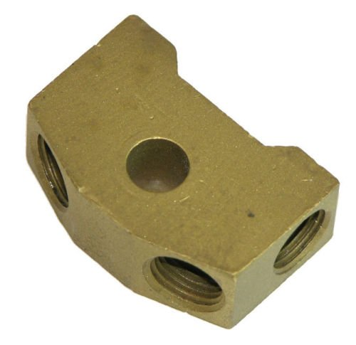 (E-3-10) Compatible With 1959-65 Pontiac Catalina Master Cylinder Brake Line Distribution Block Drum Valve