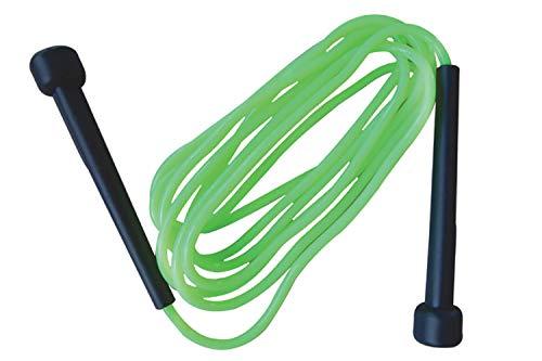 Schildkröt Springtouw Speed Rope, groen-zwart, in 4 kleuren karton, 960025