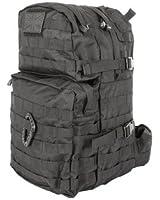 Kombat Molle Assault Pack 40L Medium Black