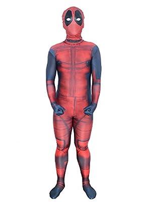 Hoosen Unisex Lycra Zentai Halloween Cosplay Costumes Kids 3D Style