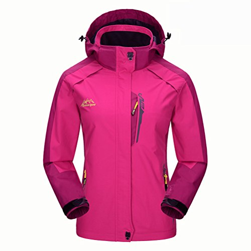 [Timeiya Women's Outdoor Windproof jackets for mountaineering Autumn] (Best Figure Skating Costumes)