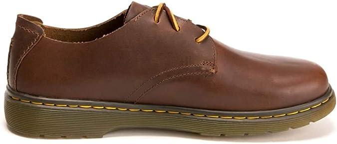 Dr. Martens Elsfield, Zapatos de Cordones Derby para Hombre