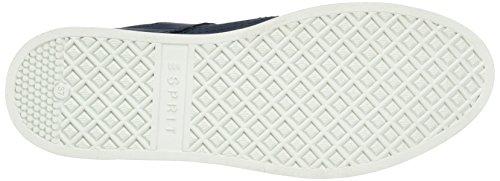 Esprit Sidney Perf Lace Up, Zapatillas para Mujer Azul (400 Navy)