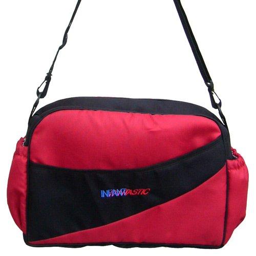 Infantastic kdw01 de funda de rojo funda para carrito KDW01-Tasche-rot