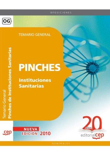 Descargar Libro Pinches De Instituciones Sanitarias. Temario General Sin Datos
