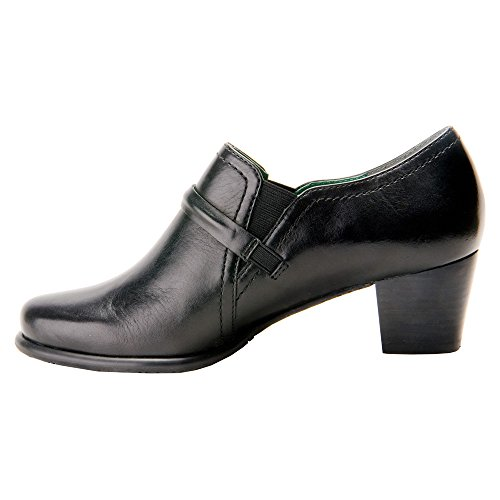 5 Burnished Women's Calf Black Adrian loafers Burnished M Ros Brown Calf Hommerson C0CwU