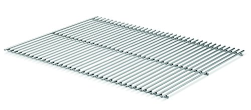 Weber 7528 Stainless Steel Cooking Grates (19.5 x 12.9 x 0.6) by Weber (Image #1)