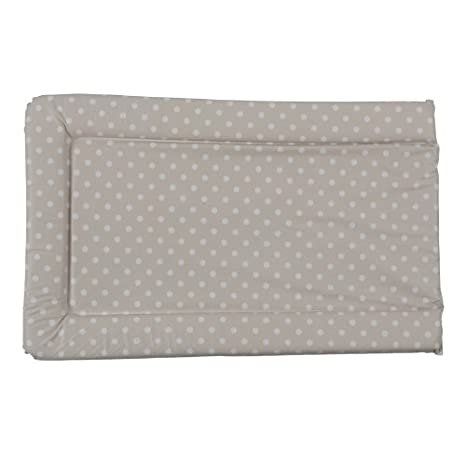 64a05daebe90 Bed-e-Byes Baby Beige Polka Changing Mat: Amazon.co.uk: Baby