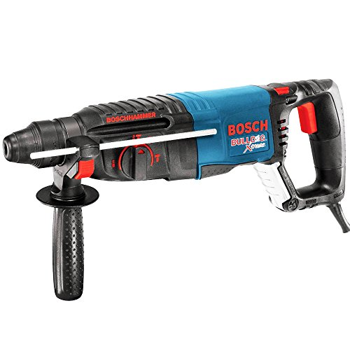 Factory-Reconditioned Bosch 11255VSR-RT BULLDOG Xtreme 1-Inch SDS-plus D-Handle Rotary Hammer Renewed
