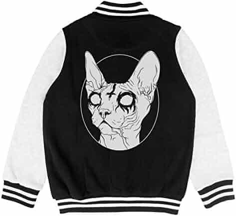 Autumn Teen Boys Varsity Coors/_Light/_Logo Styles Baseball Jacket Sweatershirt