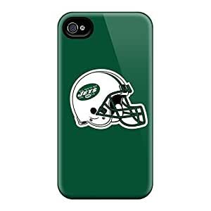 Elaney Perfect PC Case For Samsung Note 2 Cover Anti-scratch Protector Case (new York Jets 3)