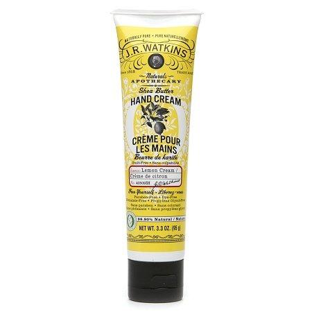 J.R. Watkins Shea Butter Hand Lemon Cream - 3PC (Lemon Cream Watkins Butter Shea)
