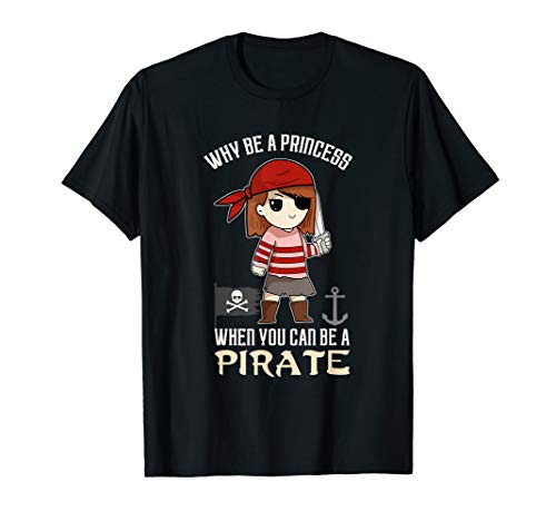 Anime Girl Pirate Why Be A Princess When You Can Be A Pirate -