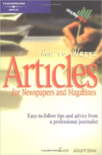journalism tips for writing a newspaper article