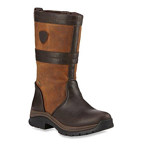 Ariat Kvinna Bryn Gtx Utomhus Mode Boot Ebenholts