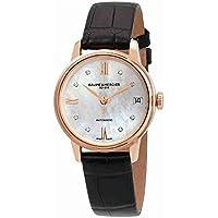 Baume et Mercier Classima Executives Diamond Womens Watch (18kt Rose Gold)