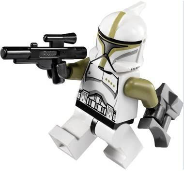 13 PCS lego MOC Minifigures NEW Star Wars Army Trooper clone trooper 2020 Toys
