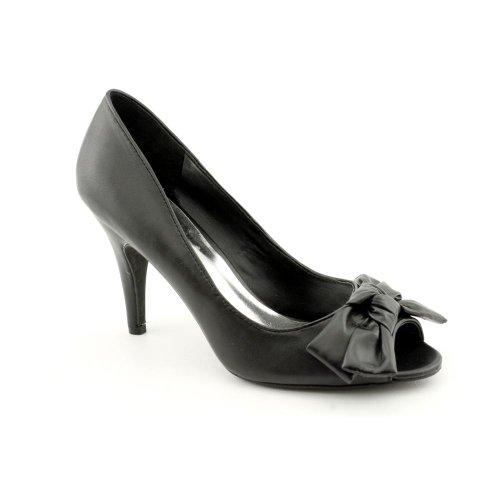 Shoes Open Pumps Mindy Black International Concepts INC Womens Toe HI100q