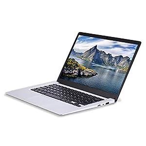Laptop 13.3-inch (IPS display, Intel 64-bit quad-core celeron j3455 processor, 6GB RAM, 128GB SSD,Windows 10 , USB 3.0…