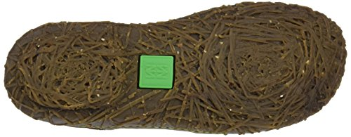 Grain para N786 Mujer El Nido Brown Botas Naturalista Soft Chelsea Marrón Pleasant Cgq8CxwtOn