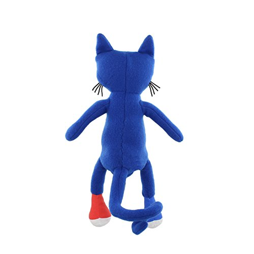 Merrymakers inch Pete Cat Plush Doll Blue The 14 5 x1xTHa for ...