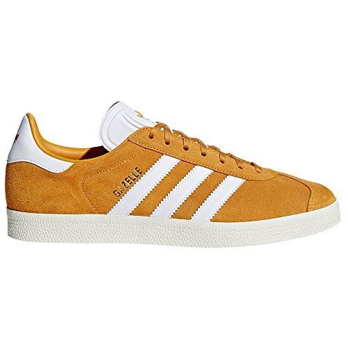 White Ftwr Tenis Gazelle Trainer Nobuk Collegiate Adidas White Gold Sneaker Cream qU8Hwx07