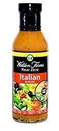 Walden Farms, Italian Dressing, Fat Free, 12 oz