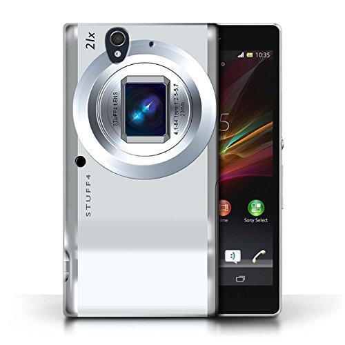 Etui / Coque pour Sony Xperia Z / Compact conception / Collection de Appareil Photo