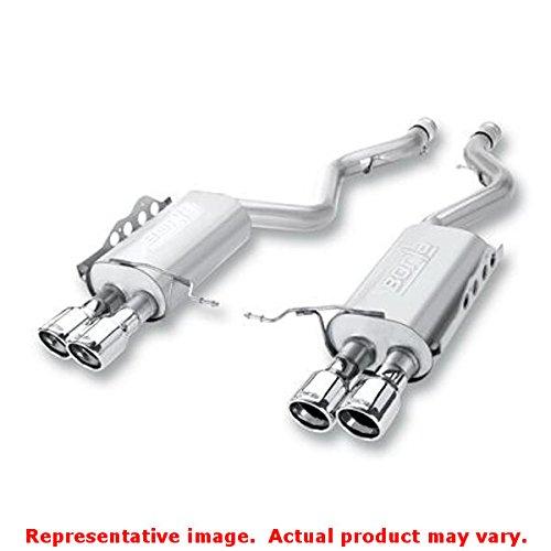Borla 140597 Cat-Back Exhaust ()
