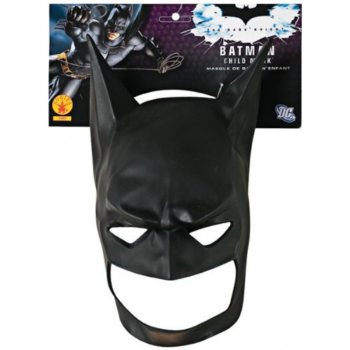 Child Batman Mask (Rubie's Costume Co Ch. Batman Full Mask Costume)