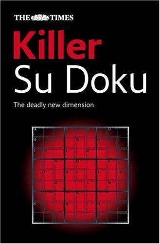 The Times Killer Su Doku Book