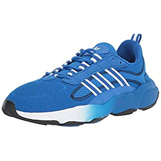 adidas Originals Men's Haiwee Sneaker, Blue, 8 M US