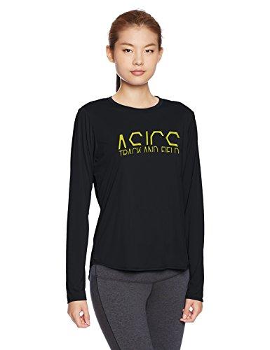 受粉するプロジェクター額(アシックス) asics 陸上ウエア 長袖Tシャツ XT6389 [レディース]