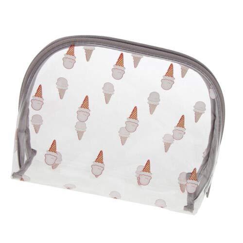 Womens Waterproof Makeup Cosmetic Bags Travel Toiletry Wash Case Handbag (Style - 4#)