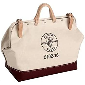 Tool Bag Canvas Tote For Hand Tools Is Heavy Duty