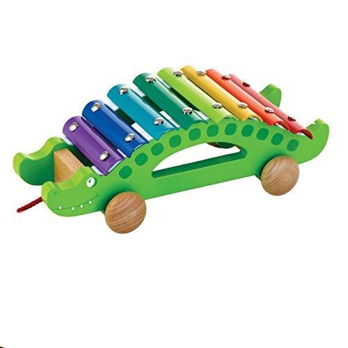 Windsor Pull Along Xylophone Crocodile [並行輸入品] B078WWFXKP