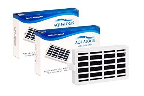 Smeg Kühlschrank Wasserfilter : 2 x antibac air filter für hotpoint ariston smeg whirlpool