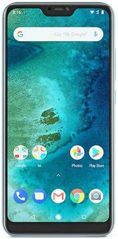 Xiaomi Mi A2 Lite Dual SIM 32GB 4GB RAM Azul SIM Free: Amazon.es ...