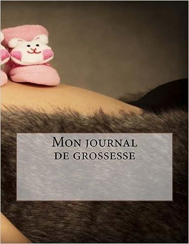 Lire Mon journal de grossesse pdf