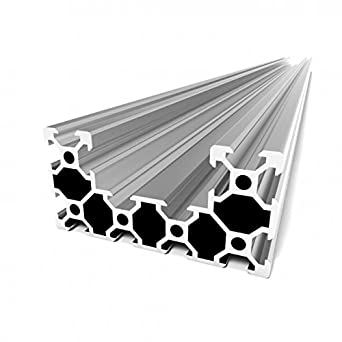 Carril Beam Linear Rail Linear de c – Perfil de aluminio CNC 3d ...