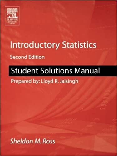 Amazon student solutions manual for introductory statistics student solutions manual for introductory statistics second edition 2nd edition fandeluxe Gallery